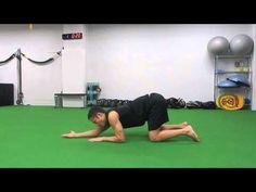 89.【筋トレ】1分間〜ながらトレーニング -Reach Roll and Lift-