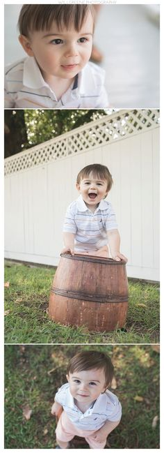 Holden's one year session and cake smash, Greenville NC, Will Greene Photography