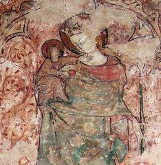Virgin and Child English c.1330 – 40 St Peter ad Vincula South Newington