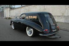 '58 Porsche 356 Kruezer Shooting Brake