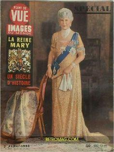 Amazon.fr - POINT DE VUE - LA REINE MARY - 252 - Nom de Magazine - Livres