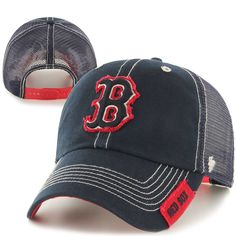 47 Clean-Up - Turner - Mesh. JerseyStreetStore.com · Hats · Boston Red Sox  ... 7cd4efb90