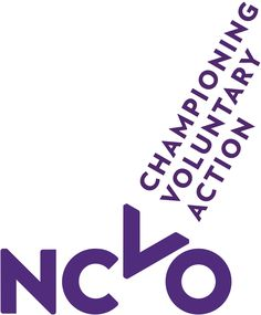 """New Logo and Identity for NCVO by MultiAdaptor  """"...once you see it in action with the tagline (and other verbal branding) it's a clever, intriguing logo that takes on the role of a handheld loudspeaker."""""""