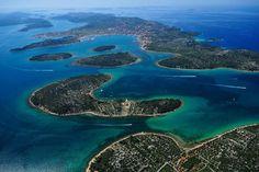 Island Murter, Croatia