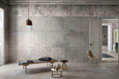 Cedit – Ceramiche d'Italia: sei nuove collezioni sospese tra arte e design