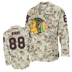 82725c6d2 Patrick Kane Jersey - Buy 100% official Reebok Patrick Kane Men s Premier  Camouflage Jersey NHL Chicago Blackhawks  88 Free Shipping.