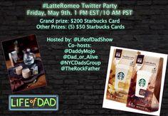 Dad On the Run: O LatteRomeo, LatteRomeo! Wherefore art thou LatteRomeo?  #LatteRomeo #CaffeMocha #StarbucksVIA