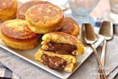 Comparte Recetas - Bizcochos de Nutella sin horno Sweet Recipes, Cake Recipes, Dessert Recipes, Creative Kitchen, Hispanic Desserts, Empanada, Galette, Cupcakes, Love Food