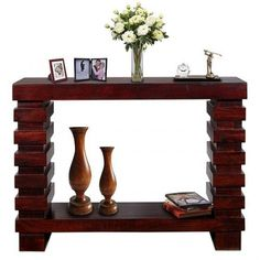 #ConsoleTable : This sophisticated In living console table for fine living room furniture is an absolute yes.