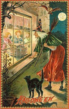 Vintage Halloween : hurts my heart. My favorite holiday.