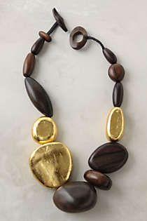 Anthropologie - Treasure Trade Necklace