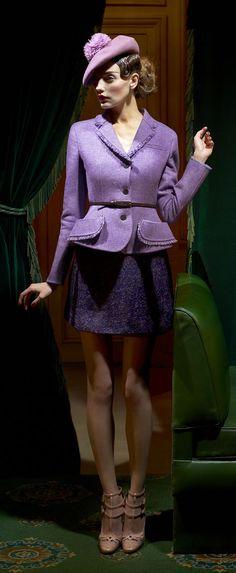 The jacket.  Dior RTW Autumn 2011.
