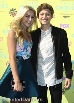 #LukasiakChloe teen choice awards 2015