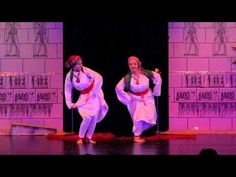 Chekchouka, East Morocco Traditional Dances, Gala show Bellydancer Of Th...