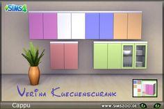 Blackys Sims 4 Zoo: Verina kitchen • Sims 4 Downloads