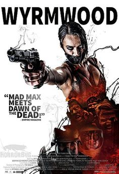 #Wyrmwood: Road of the Dead (2015) ~ Few goofs else the movie is good. One time watchable!