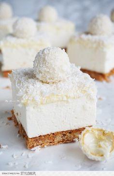 """Ciasto """"Raffaello"""" na Stylowi.pl"""