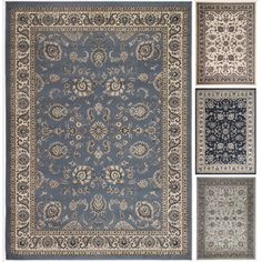 Shop for Admire Home Living Tabriz Beige/Blue/Green Artisan Area Rug (7'9 x 11'). Get free shipping at Overstock.com - Your Online Home Decor Outlet Store! Get 5% in rewards with Club O!