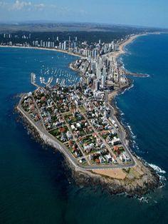 7 cosas que no sabías de Punta del Este. #PuntadelEste #Historia #Uruguay