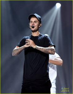 I am so proud of him. Amazing performance at the VMAs. ♥