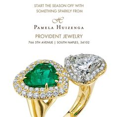 Check out @providentjewelry in Naples!