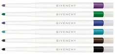 Givenchy Les Saisons Makeup Summer 2016 Collection | Givenchy Khol Couture Waterproof Eyeliner –