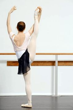Leg Stretches for Ballerinas    Ballet dancers require a high degree of leg flexibility. In slow adage movements, flexible legs,…    View Post  shared via WordPress.com