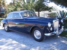 1960 Bentley S2 Continental Coupé   Chassis no. BC27AR Engine no. P236