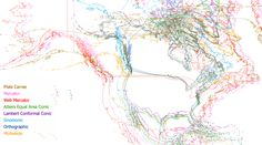 Twitter / MaptimeSF: Fun with projections at ...