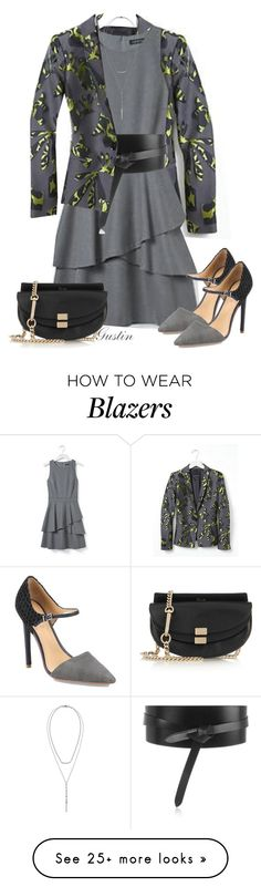 """""""fall"""" by stacy-gustin on Polyvore featuring Isabel Marant, Chan Luu, L.A.M.B., Chloé and ootd"""