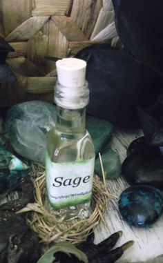 White Sage Ritual Oil by WendyRosesBrews on Etsy, $5.99