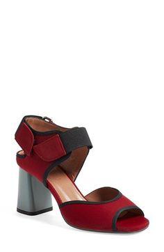 Marni Block Heel Sandal (Women)