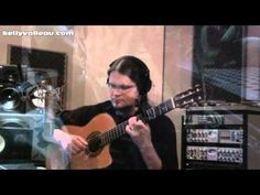Two of my favorite things; acoustic guitar and Johnny Depp. Pirates Of The Caribbean - fingerstyle guitar