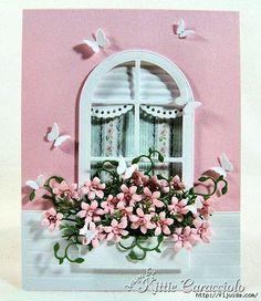 Оригинальные идеи создания красивых открыток и МК.. Обсуждение на LiveInternet - Российский Сервис Онлайн-Дневников