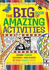 Big Book of Amazing Activities - Silver Dolphin