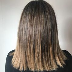 Black Coffee Hair With Ombre Highlights - 10 Cool Ideas of Coffee Brown Hair Color - The Trending Hairstyle Caramel Ombre Hair, Brown Ombre Hair, Ombre Hair Color, Light Brown Hair, Brown Hair Colors, Natural Ombre Hair, Caramel Brown, Coffee Brown Hair, Coffee Hair