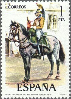 Alcantara 1815 Trompeta