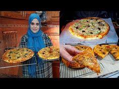 حضري بيتزا ماركريتا بكل احترافية على طريقة المطاعم بعجين هش ورطب والطعم خيال!!! - YouTube Pizza, Cheese, Breakfast, Youtube, Food, Recipes, Morning Coffee, Essen, Meals