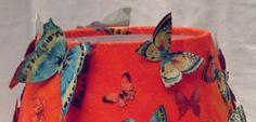 Lampada Farfalle (particolare2)