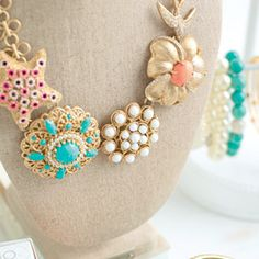 I'm going to host a Stella & Dot show on Feb. 25th!  So exciting to be surrounded by jewelry!