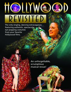 Movie Costumes, Golden Age Of Hollywood, Corporate Events, Musicals, Dance, Songs, The Originals, Flyers, Ticket