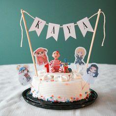 Mermaid Cake Topper Birthday Cake Decoration Polymer Clay Custom Made To Order Mermaid Cakes Birthday Cake Toppers Birthday Cake Decorating