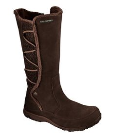 Absolute Brown Emmy Waterproof Boot - Women | Daily deals for moms, babies and kids