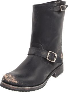 FRYE Women's Veronica Short Boot * Special boots just for you. See it now! : Boots Mid Calf