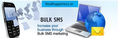BULK SMS IN RISHIKESH, UTTARAKHAND   Bulk Messaging is the dissemination of large numbers of SMS messages for delivery to mobile phone terminals. Bulk messaging is commonly used for alerts, reminders, marketing but also for information and communication between both staff and customers.     https://realhappiness.in/bulk-sms-in-rishikesh.html