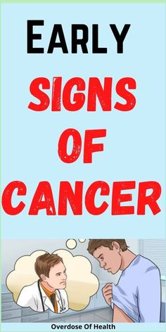 Early Signs of Cancer Health Planner, Fitness Planner, Sleep Deprivation Symptoms, Ear Health, Intimate Wash, Get Rid Of Warts, Natural Headache Remedies, Healthy Lifestyle Motivation, Work Motivation