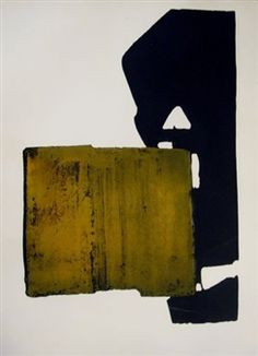 Eau-Forte XIX By Pierre Soulages ,1970