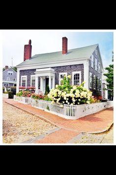 historic New England home