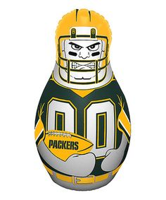 This Green Bay Packers Tackle Buddy is perfect! #zulilyfinds