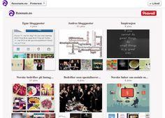 Pinterest for bedrifter - bedriftskonto og 5 tips